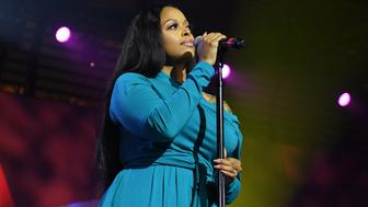 NEW ORLEANS, LA - JULY 03:  Singer Chrisette Michele peforms onstage at the 2016 ESSENCE Festival Presented By Coca-Cola at Ernest N. Morial Convention Center on July 3, 2016 in New Orleans, Louisiana.  (Photo by Paras Griffin/Getty Images for 2016 Essence Festival)