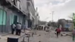 Militants Storm Hotel In Somalia After Suspected Suicide Car Bomb Rams Into
