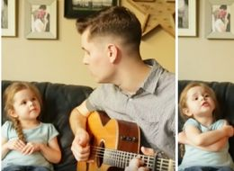 4-Year-Old Singing 'You've Got A Friend In Me' With Her Dad Is Too Cute For Words