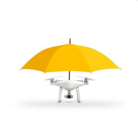 The Umbrella Drone Is The Absurd £1200 Gadget You've Always Wanted,