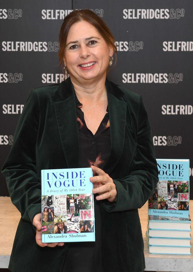 Alexandra Shulman To Step Down From British