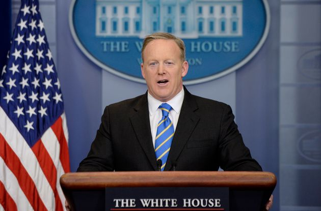 White House Press Secretary Sean Spicer confirmed that Trump had questioned the legitimacy of