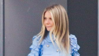 LOS ANGELES, CA - JANUARY 24: Gwyneth Paltrow is seen on January 24, 2017 in Los Angeles, California.  (Photo by BG004/Bauer-Griffin/GC Images)