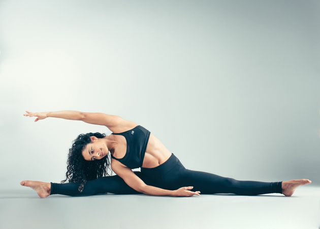 Fit Fix: Shona Vertue On Weight Training To Classical Music And Why She Never Skips