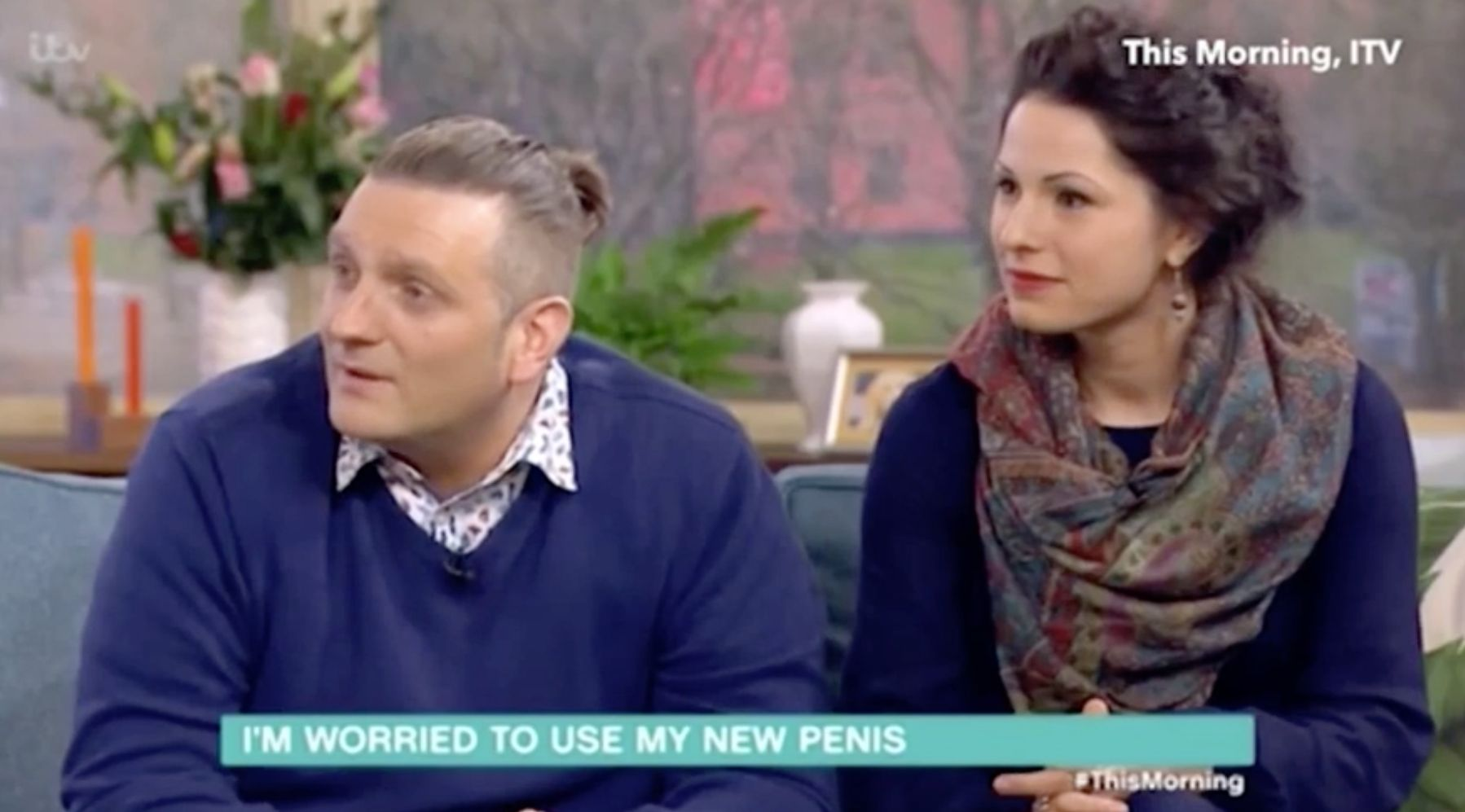 Man With Bionic Penis Reveals How He's Preparing To Lose His