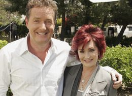Sharon Osbourne Jumps To Piers Morgan's Defence Over Women's March And Ewan McGregor Comments