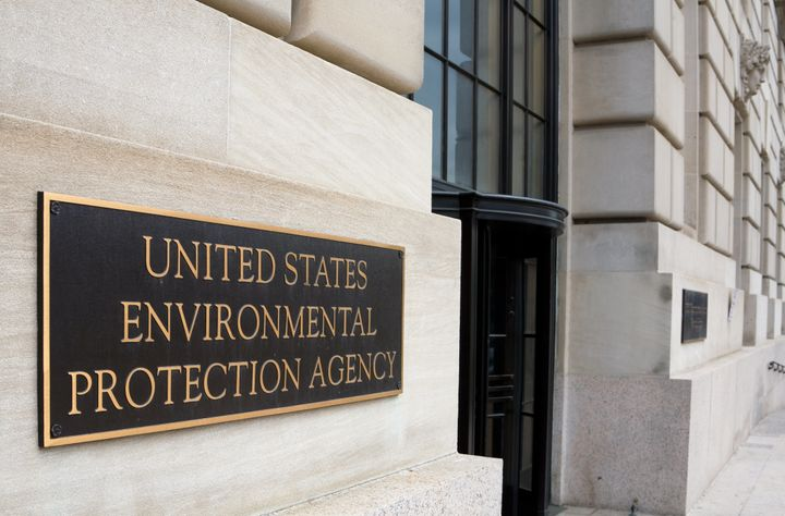 Environmental Protection Agency Headquarters Building in Washington, D.C.