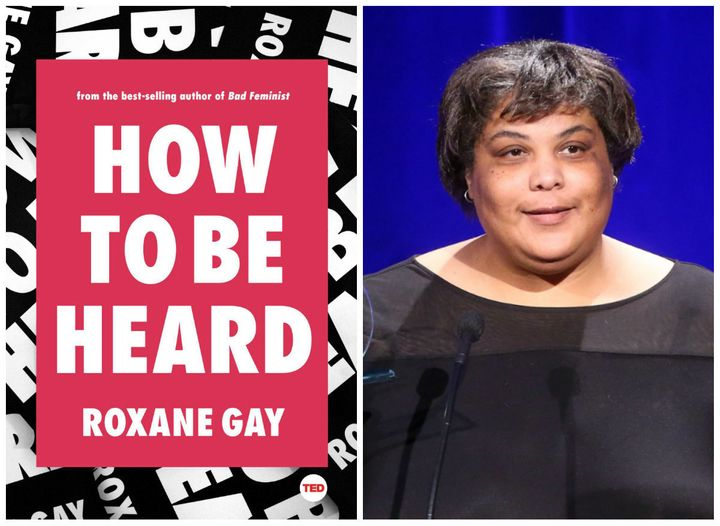 Roxane Gay's book, slated for 2018, was to be published via a partnership between TED and Simon & Schuster.