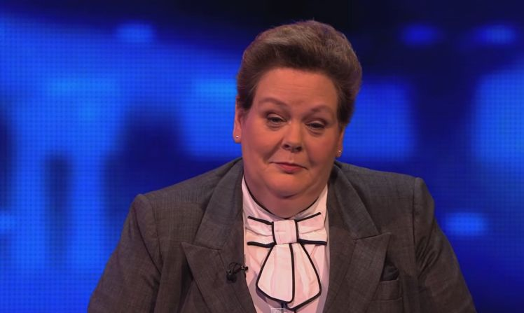 Anne Hegerty has insisted she is not leaving The