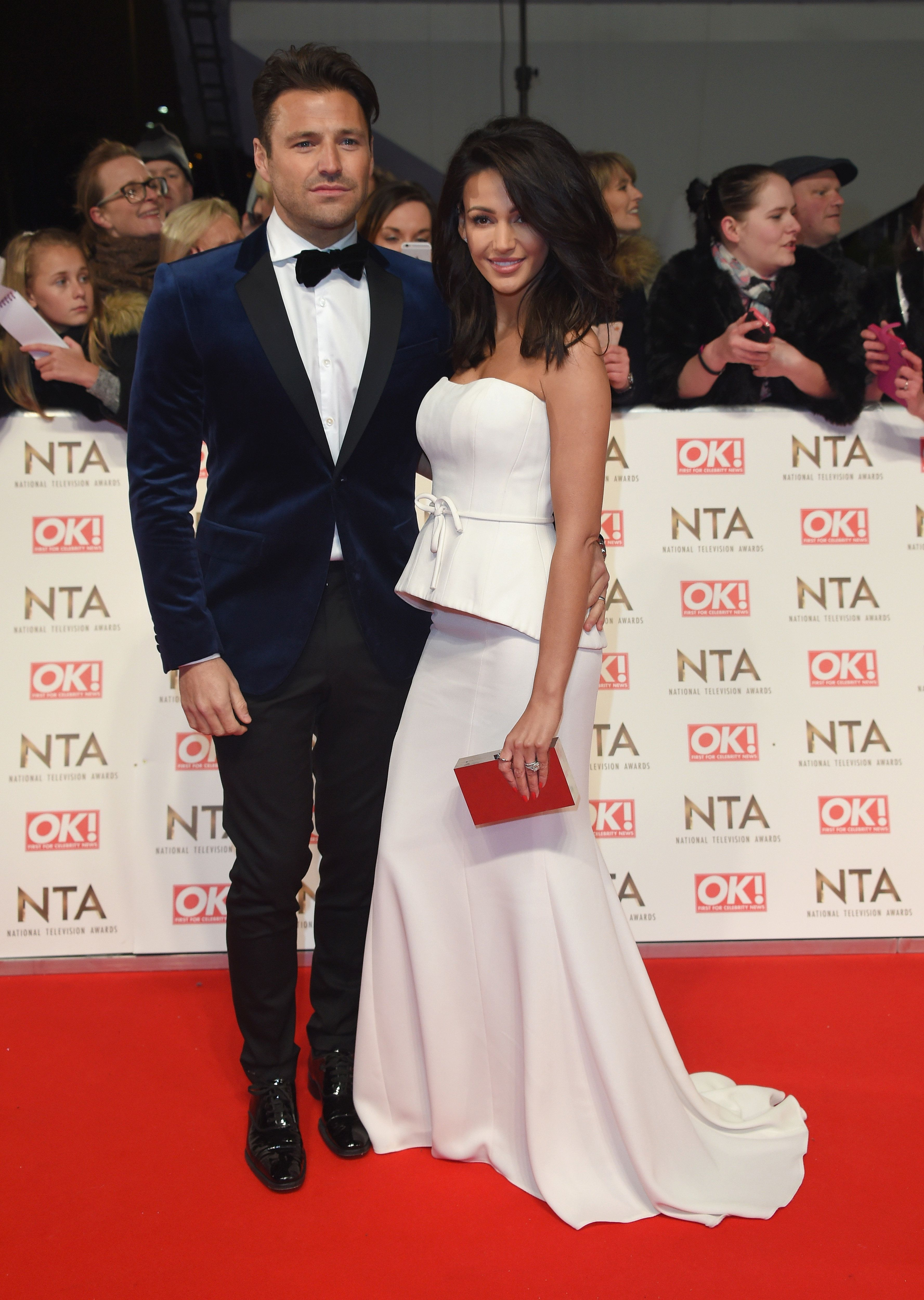 Michelle Keegan Made Us Fall Back In Love With Peplums At The