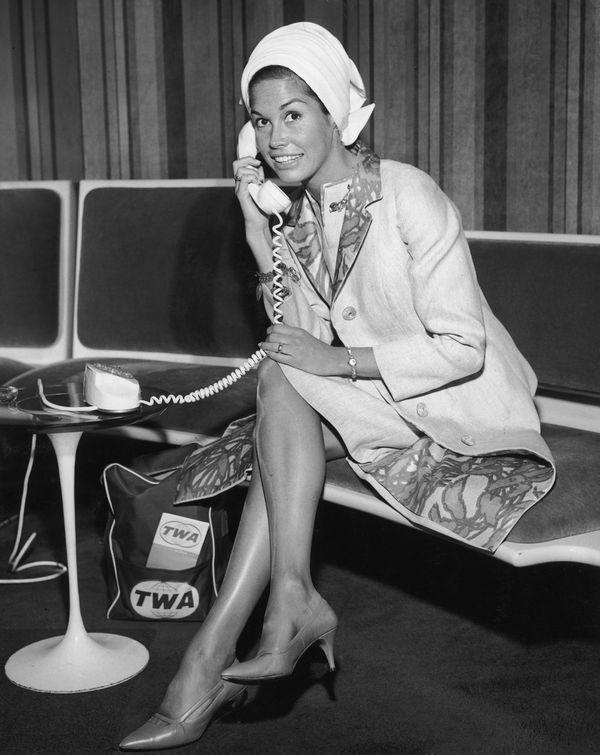 Mary Tyler Moore circa 1964.