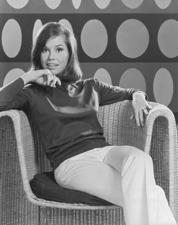 Mary Tyler Moore circa 1969.