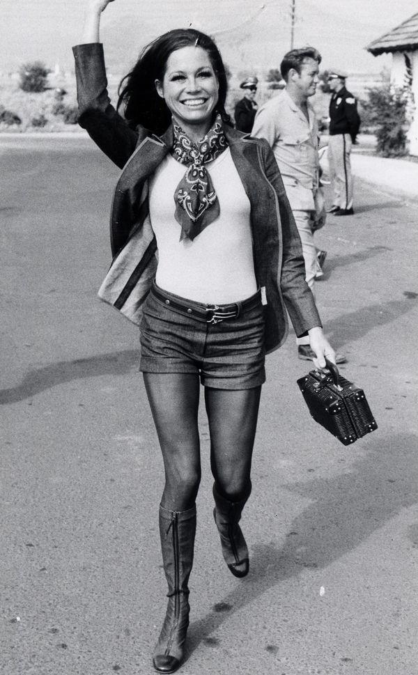 Mary Tyler Moorein the 1970s.