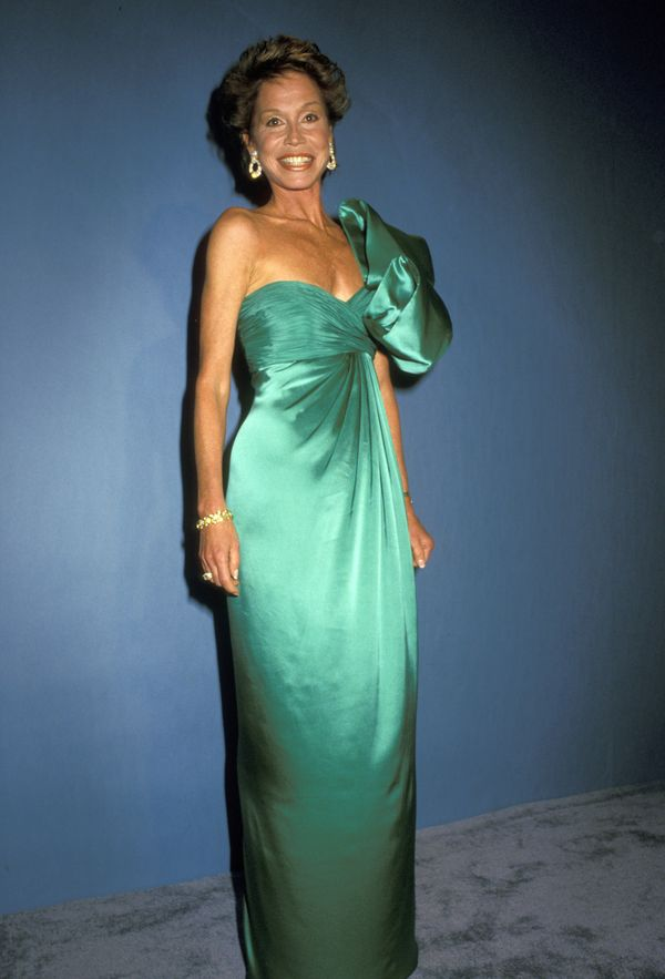 Mary Tyler Moore during 39th Annual Emmy Awards on September 20, 1987 at Pasadena Civic Auditorium in Pasadena, California, U