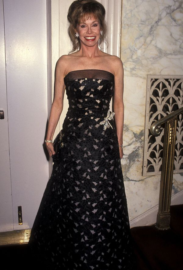 Mary Tyler Moore attends the New York Chapter Juvenile Diabetes Research Foundation International Presents the 20th Annual Pr