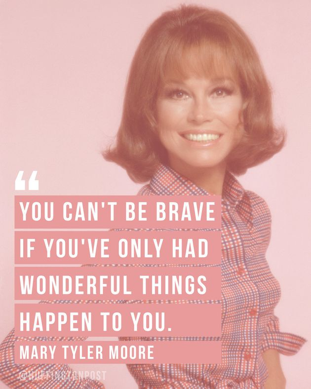 11 Mary Tyler Moore Quotes To Remember During Challenging