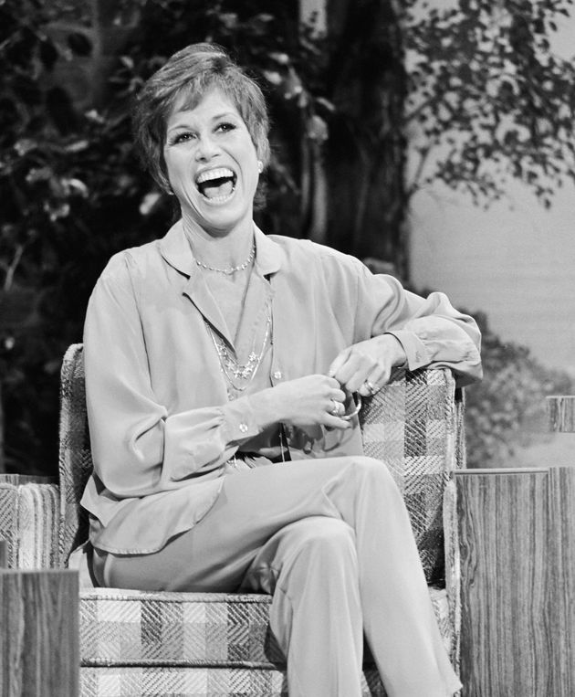 Mary Tyler Moore during an appearance on