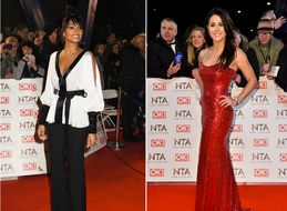 See All The Most Beautiful Red Carpet Looks At The #NTAs