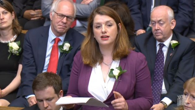 Labour MP Alison McGovern: 'We cannot simply look the other way in cases of war crimes, crimes against...