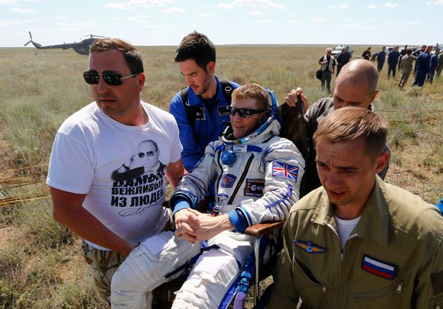 Tim Peake Will Return To The International Space Station For Second
