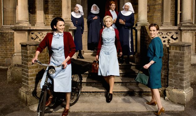 'Call The Midwife' is now into its sixth