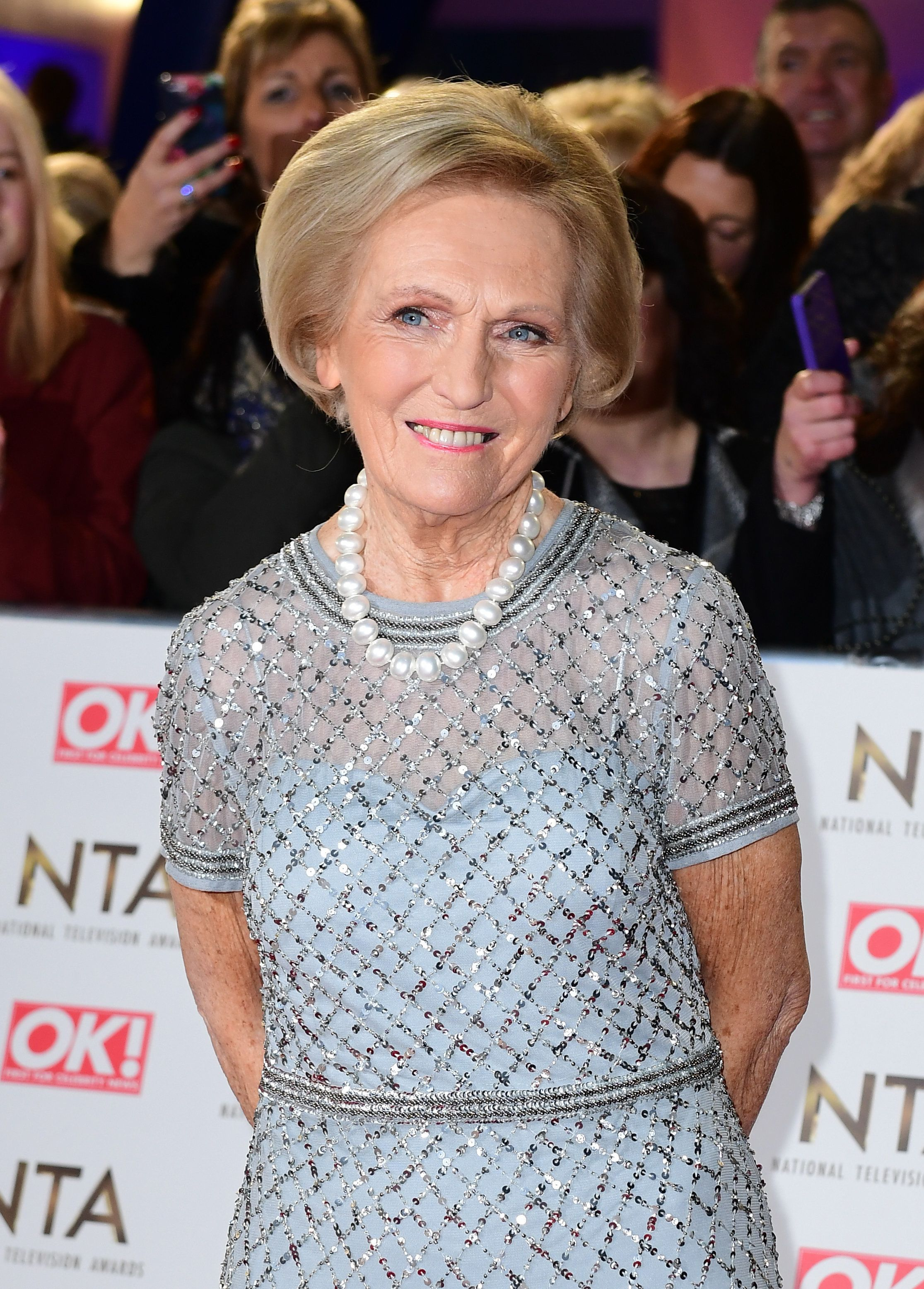 Mary Berry Hints That She Could Be Reuniting With Mel And