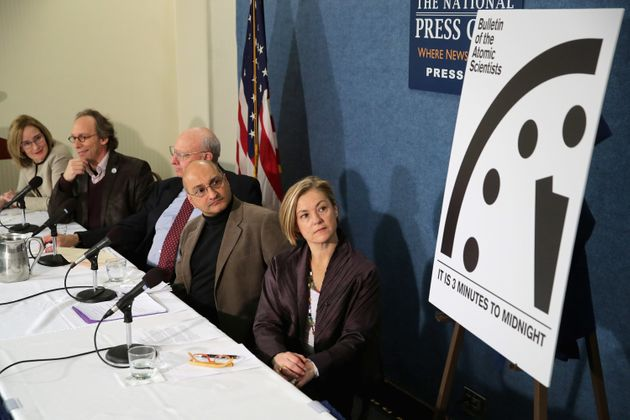 Doomsday Clock: Watch The Announcement Live Here At 15:00