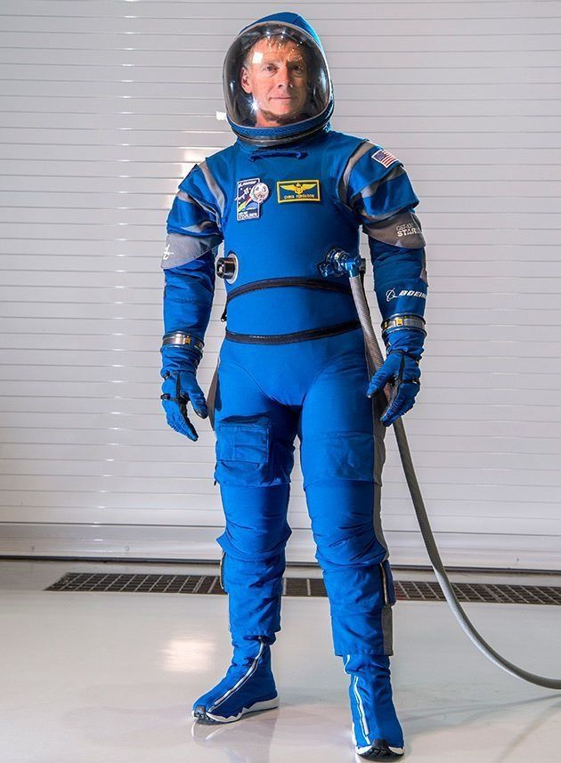 Boeing's New Spacesuit Is The Most Advanced 'Onesie' Ever