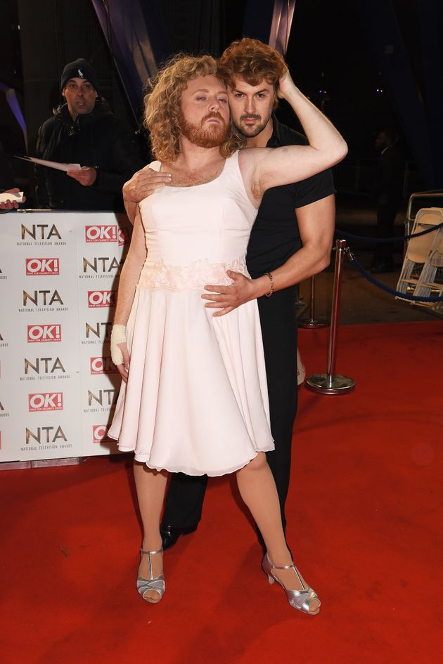 NTAs 2017: Keith Lemon...