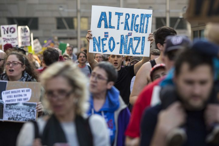 Alt-right by definition includes many things that Donald Trump said during his campaign, much of the policies that the alt-ri