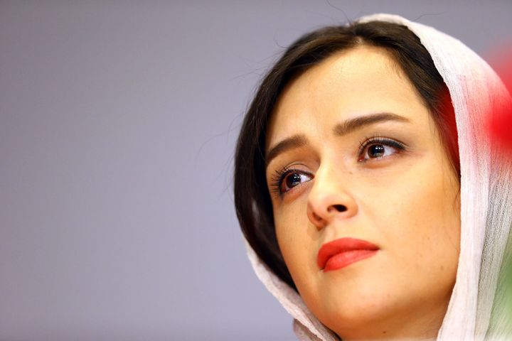 "Taraneh Alidoosti said Thursday that she considered the ban on Iranian visas ""a racist move and unacceptable."""