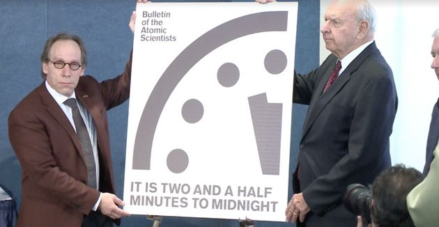 Doomsday Clock: Scientists Say Humanity Is Closer To The Apocalypse Now Than At Any Point Since