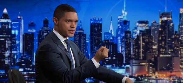 Trevor Noah Explains Why He's Always Seen Black Women As The Strongest Leaders