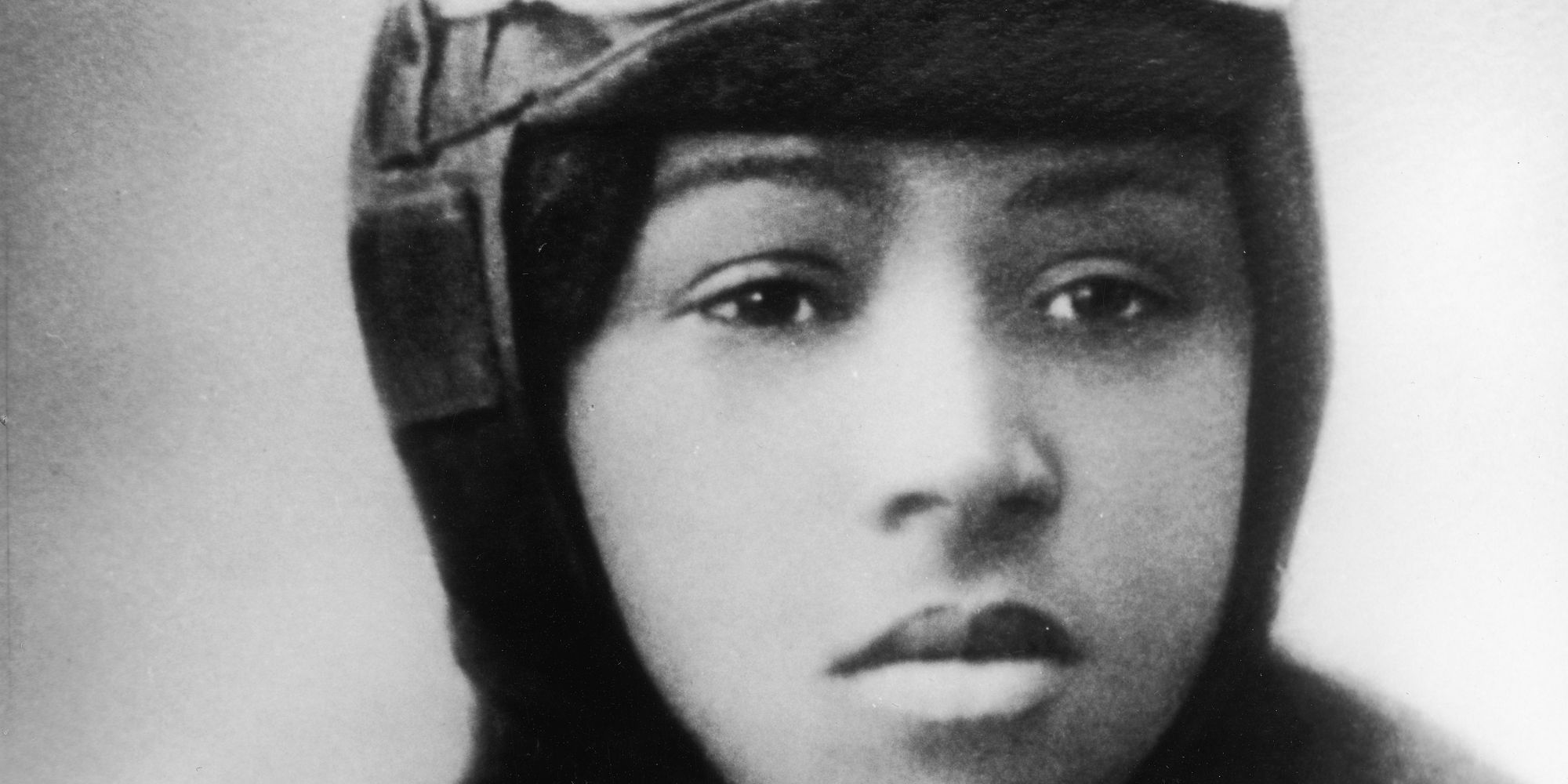 bessie coleman Bessie coleman picked cotton as a child, but her mother was determined that her  thirteen children get an education bessie graduated from high school and.
