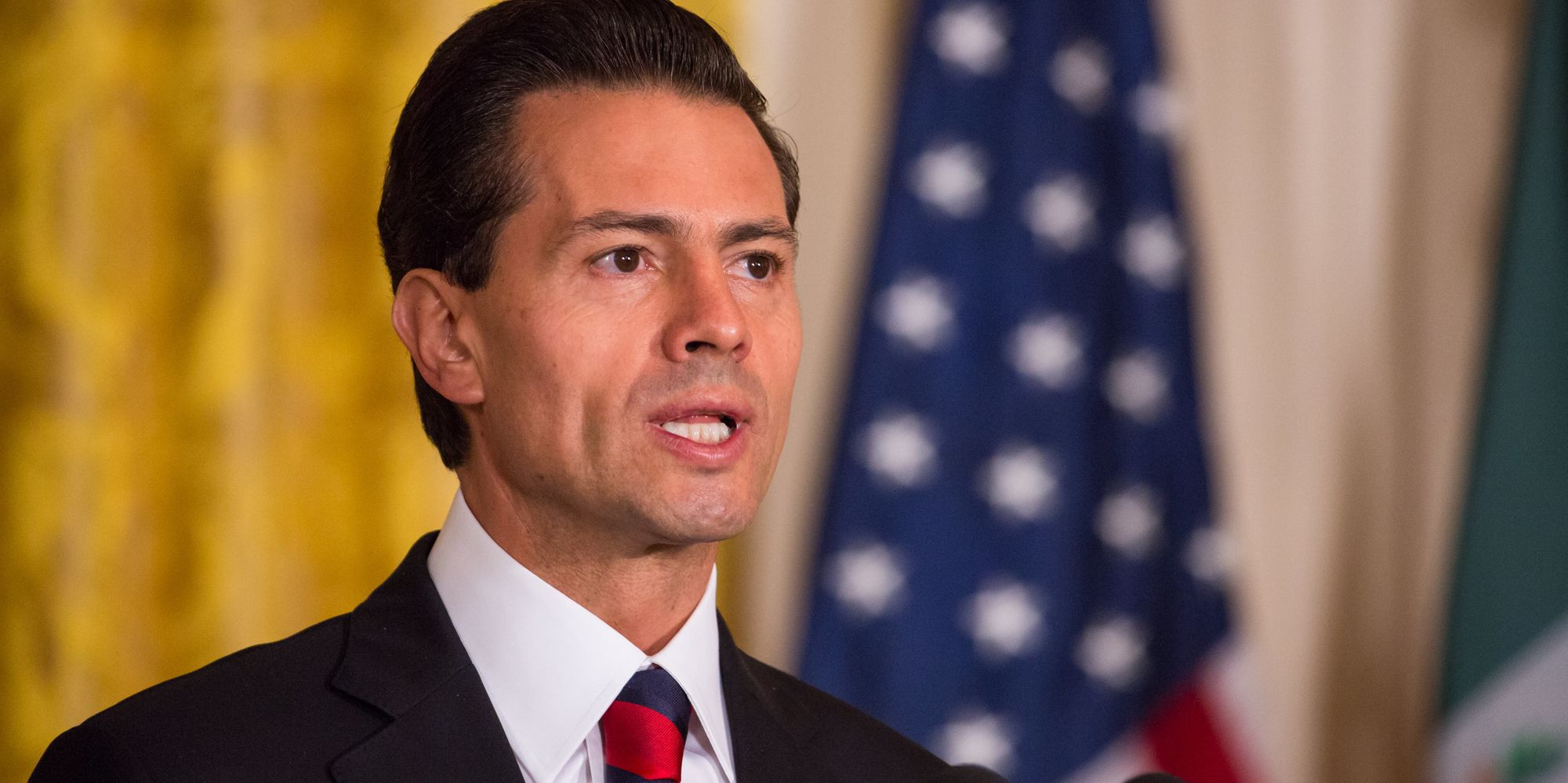 Mexican President Cancels Meeting With Donald Trump After Border Wall Order