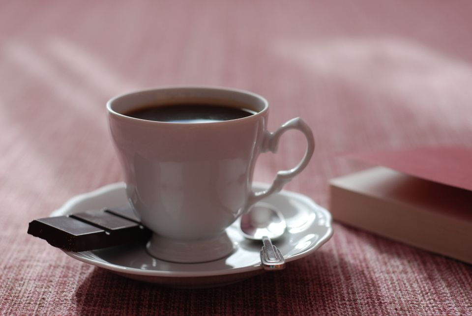 Some of yourfavorite pick-me-ups -- coffee, chocolate and caffeine -- are dangerous for dogs to ingest due to the chemi