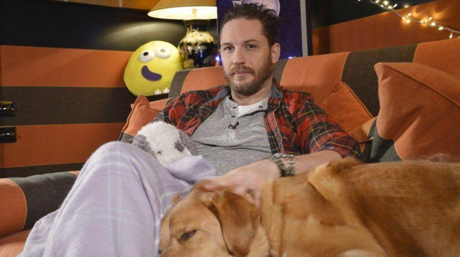 Tom Hardy About To Break More Hearts With Another Bedtime Story, And A