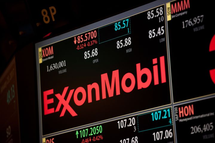 Environmentalists are skeptical of Exxon Mobil's move.