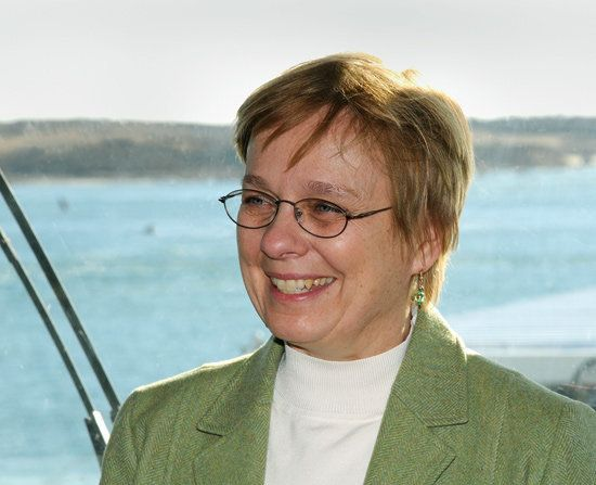Susan Avery served as the president and director of the Woods Hole Oceanographic Institution, a Massachusetts-based nonp