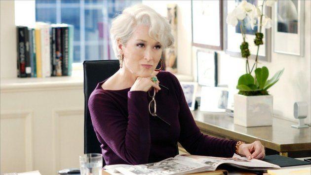 Dear Meryl Streep: Please reprise your role.