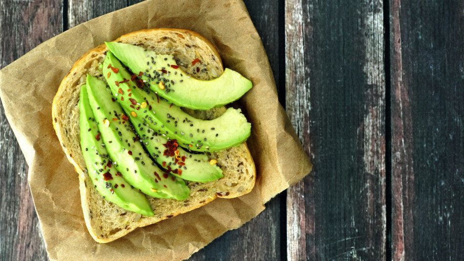 "Fanned-out slices of perfectly green avocado wedges are a sight to behold, not to mention the <a href=""https://www.instagram."