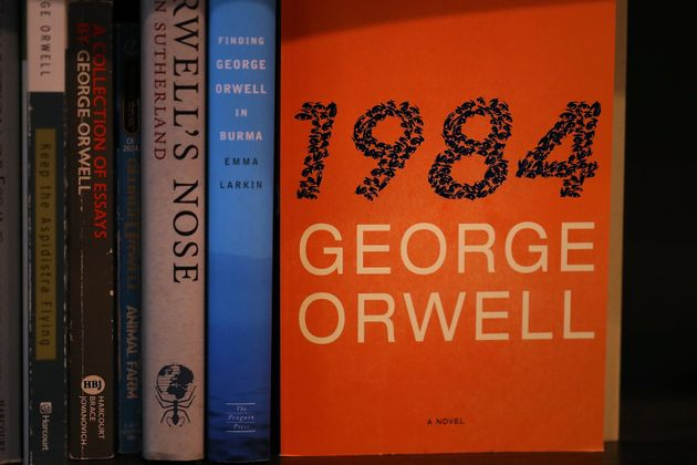 Sales of George Orwell's novel '1984' have surged, and its publisher Penguin has put in an order for...