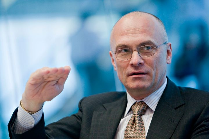 Andrew Puzder, chief executive officer of CKE Restaurants, has argued publicly against Obama's proposed overtime ru