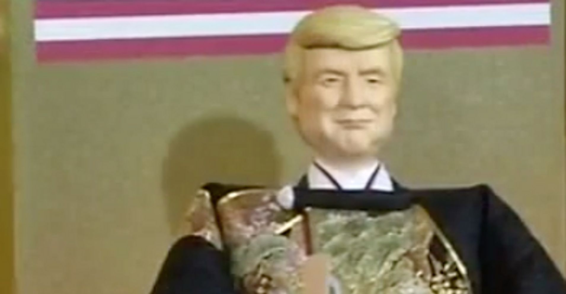 Japanese Toy Companies : Japanese toy company gets donald trump all dolled up