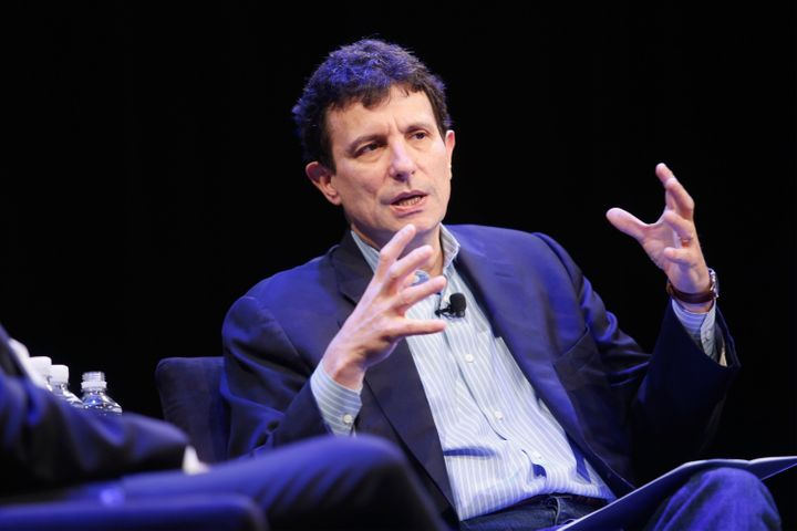 "New Yorker editor David Remnick urged journalists to ""buck up"" at a Wednesday night panel."
