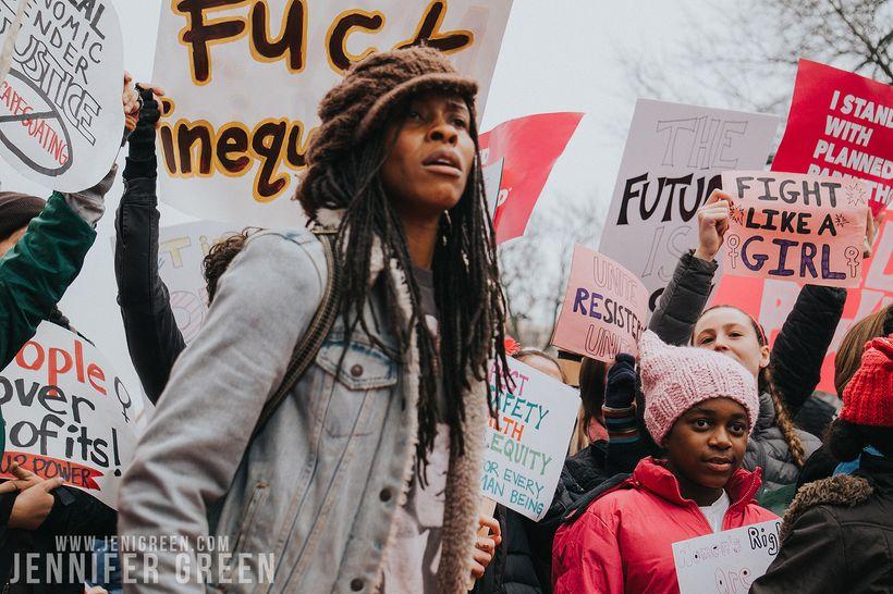 Philadelphia Women's March