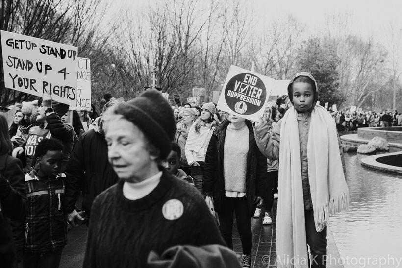 Washington, DC Women's Marchh