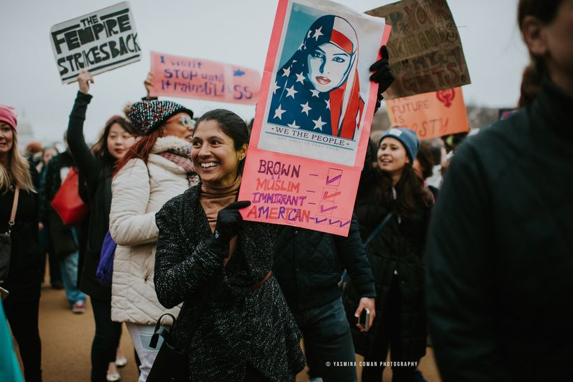 Washington, DC Women's March