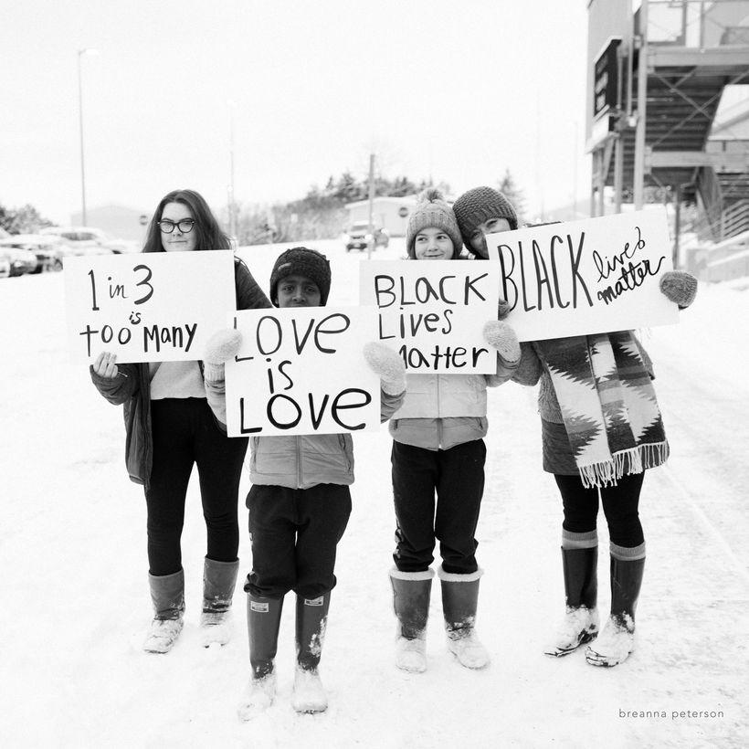 Kodiak, Alaska Women's March