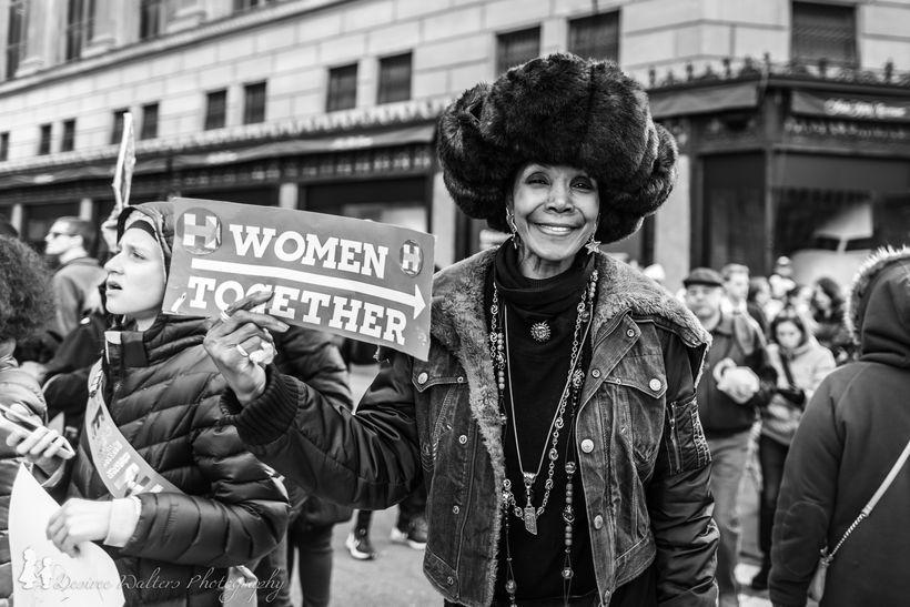 New York City Women's March